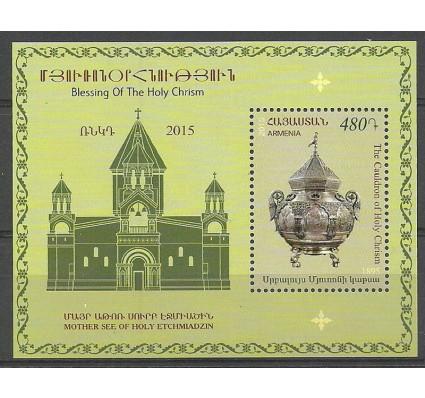 Znaczek Armenia 2015 Mi bl 69 Czyste **