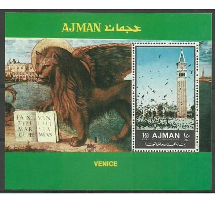 Znaczek Ajman / Adżman 1972 Mi bl 452 Czyste **