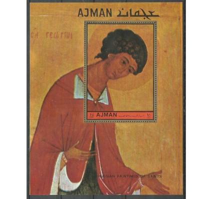 Znaczek Ajman / Adżman 1972 Mi bl 462 Czyste **