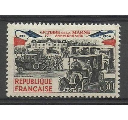 Znaczek Francja 1964 Mi 1489 Czyste **