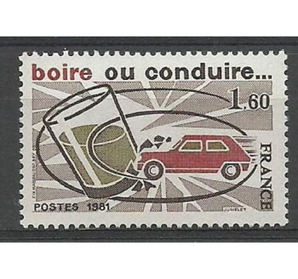 Znaczek Francja 1981 Mi 2278 Czyste **
