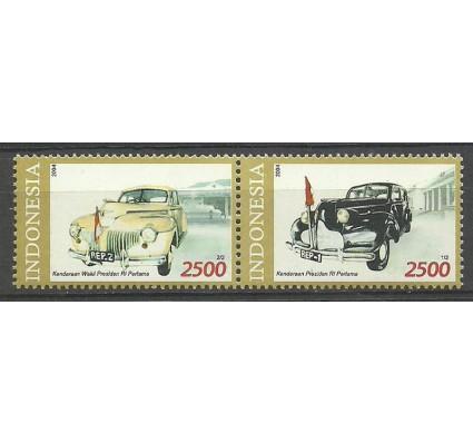 Znaczek Indonezja 2004 Mi 2369-2370 Czyste **