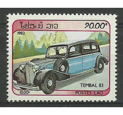 Znaczek Laos 1983 Mi 654 Czyste **
