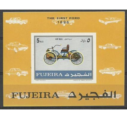 Znaczek Fujeira / Fudżajra 1971 Mi bl 40B Czyste **