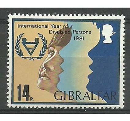 Znaczek Gibraltar 1981 Mi 429 Czyste **