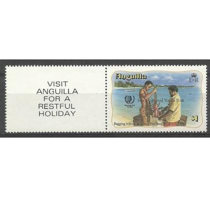 Znaczek Anguilla 1985 Mi 684 Czyste **