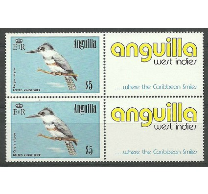 Znaczek Anguilla 1985 Mi 659 Czyste **