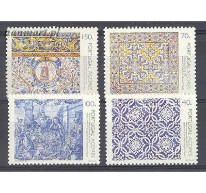 Znaczek Azory 1994 Mi 442-445 Czyste **