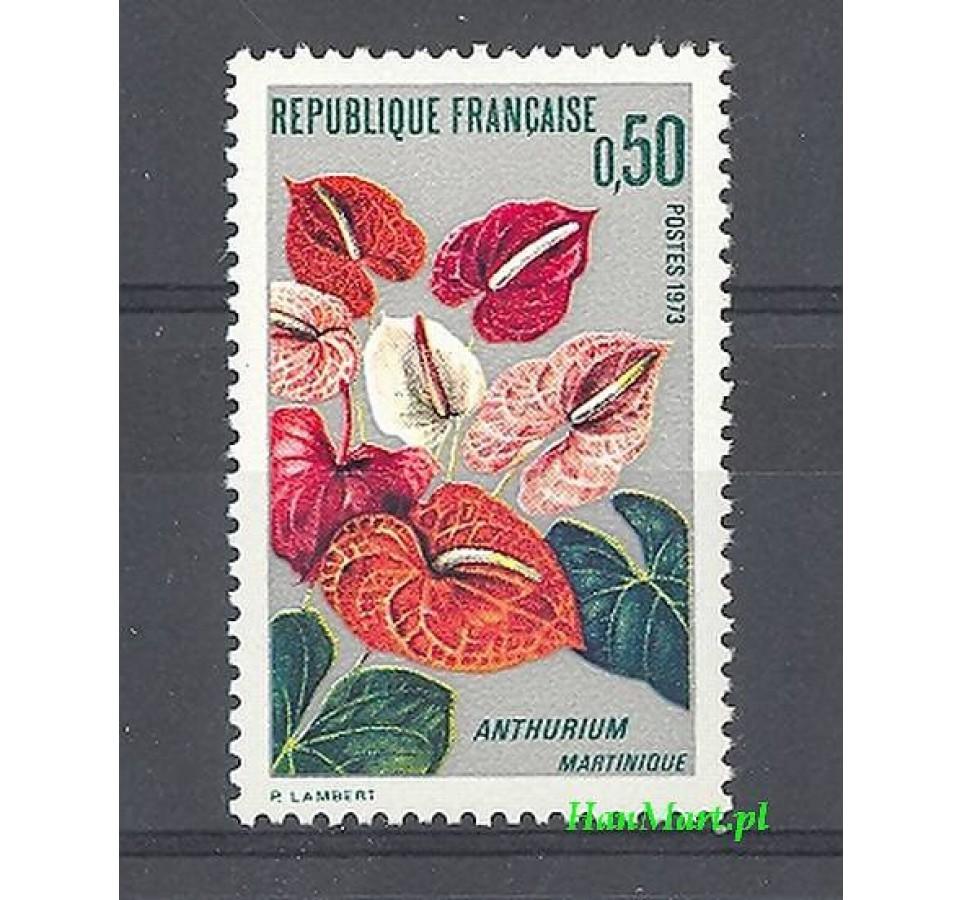 Francja 1973 Mi 1818 Czyste **