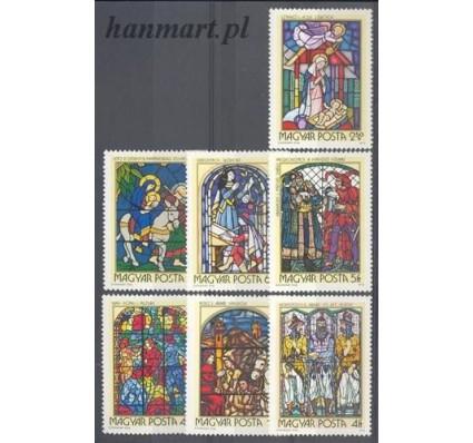 Znaczek Węgry 1972 Mi 2817-2823 Czyste **