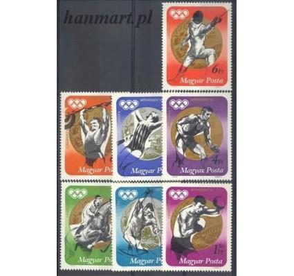 Znaczek Węgry 1973 Mi 2847-2853 Czyste **