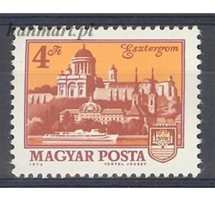 Znaczek Węgry 1973 Mi 2897 Czyste **