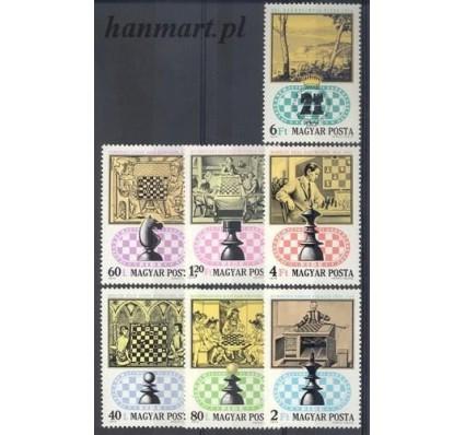 Znaczek Węgry 1974 Mi 2957-2963 Czyste **