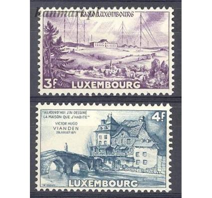 Znaczek Luksemburg 1953 Mi 512-513 Czyste **