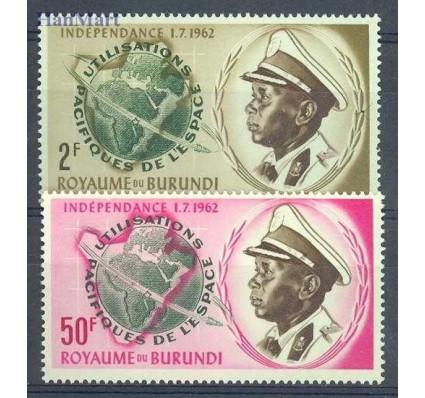 Burundi 1963 Mi 51-52 Czyste **
