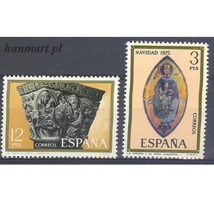 Hiszpania 1975 Mi 2193-2194 Czyste **