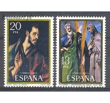 Znaczek Hiszpania 1982 Mi 2552-2553 Czyste **