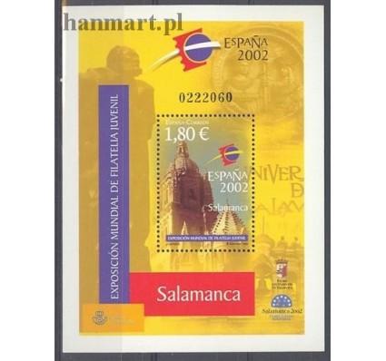 Znaczek Hiszpania 2002 Mi bl 104 Czyste **