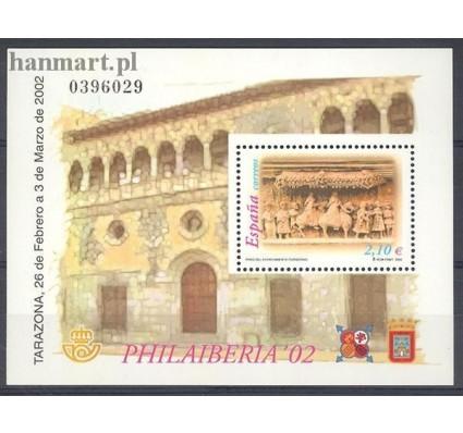 Znaczek Hiszpania 2002 Mi bl 105 Czyste **