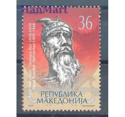 Macedonia Północna 2005 Mi 347 Czyste **