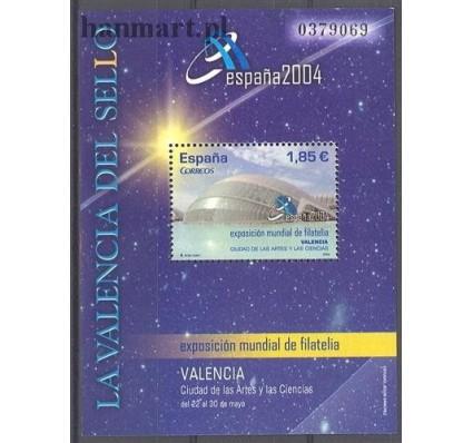 Znaczek Hiszpania 2003 Mi bl 121 Czyste **
