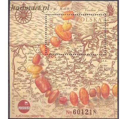 Polska 1993 Mi bl 121III Czyste **