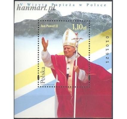 Znaczek Polska 1997 Mi bl 130 Fi bl 160 Czyste **