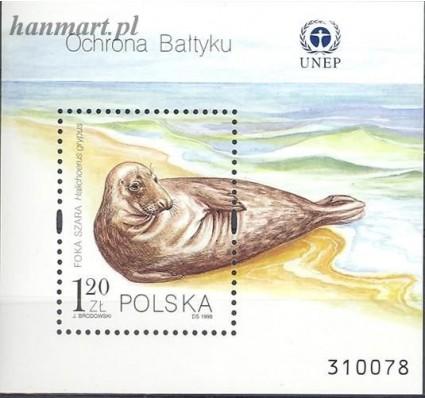 Znaczek Polska 1998 Mi bl 132 Fi bl 162 Czyste **