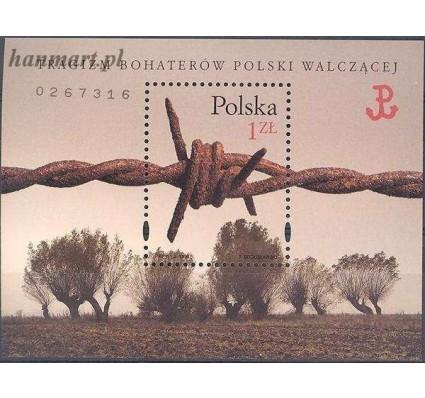 Znaczek Polska 1999 Mi bl 137 Fi bl 167 Czyste **