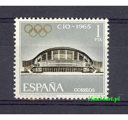 Znaczek Hiszpania 1965 Mi 1567 Czyste **