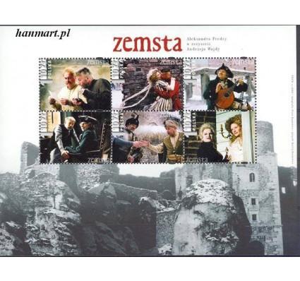 Znaczek Polska 2002 Mi bl 153 Fi bl 182 Czyste **