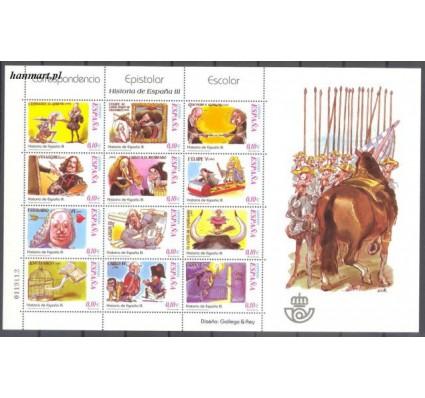 Znaczek Hiszpania 2002 Mi ark 3760-3771 Czyste **