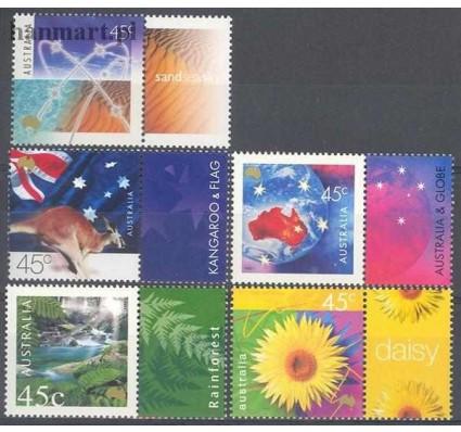Znaczek Australia 2000 Mi 1919-1923 Czyste **
