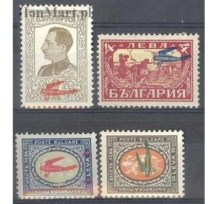 Znaczek Bułgaria 1927 Mi 206-209 Z podlepką *