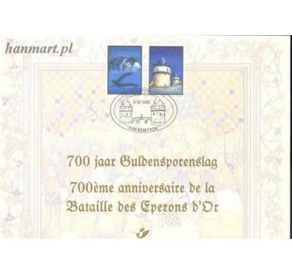 Znaczek Belgia 2002 Mi 3137-3138 Stemplowane