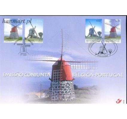 Znaczek Belgia 2002 Mi 3141-3142 Stemplowane