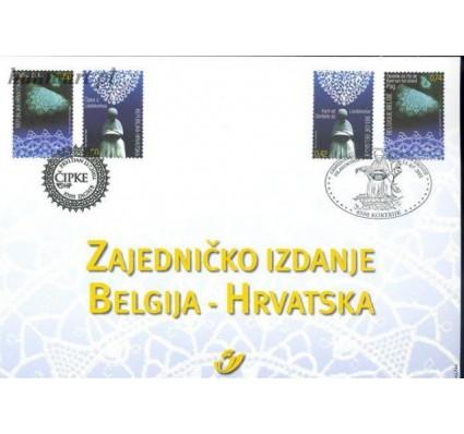 Znaczek Belgia 2002 Mi 3143-3144 Stemplowane