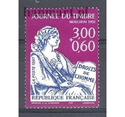 Znaczek Francja 1997 Mi 3194 Czyste **