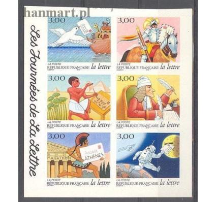 Znaczek Francja 1998 Mi mh 3296-3301 Czyste **