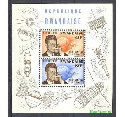 Znaczek Rwanda 1965 Mi bl 5 Czyste **
