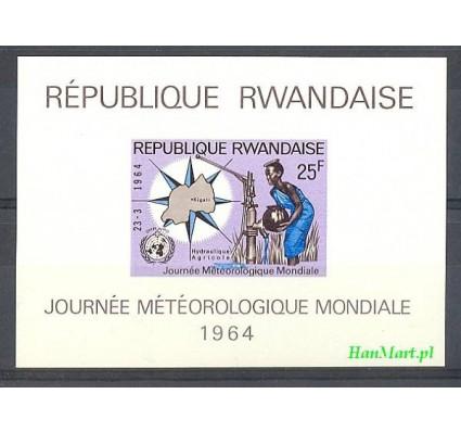 Rwanda 1964 Mi bl 1 Czyste **