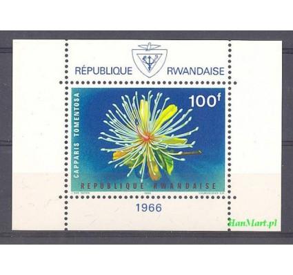 Rwanda 1966 Mi bl 6 Czyste **