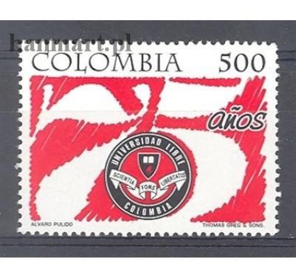 Znaczek Kolumbia 1998 Mi 2093 Czyste **