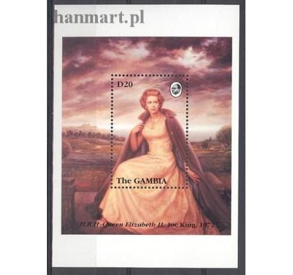 Znaczek Gambia 1993 Mi bl 190 Czyste **