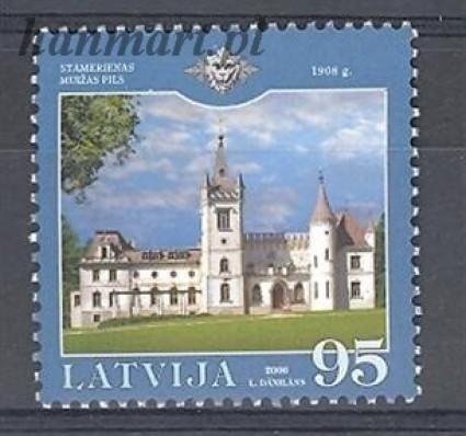 Znaczek Łotwa 2006 Mi 664 Czyste **