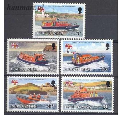 Wyspa Man 1991 Mi 459-463 Czyste **