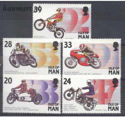 Znaczek Wyspa Man 1993 Mi 550-554 Czyste **