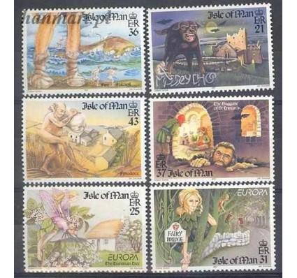 Znaczek Wyspa Man 1997 Mi 716-721 Czyste **