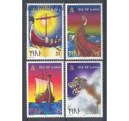 Znaczek Wyspa Man 1998 Mi 753-756 Czyste **