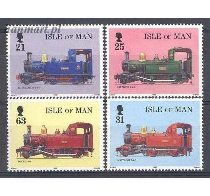 Znaczek Wyspa Man 1998 Mi 763-766 Czyste **